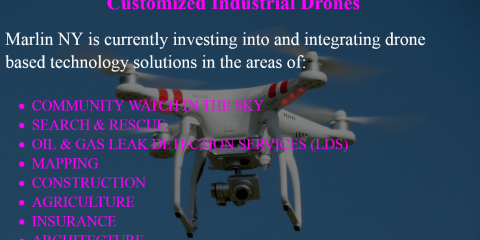 Community Watch App Links to Drones to Fight Against Terror - #UD 1