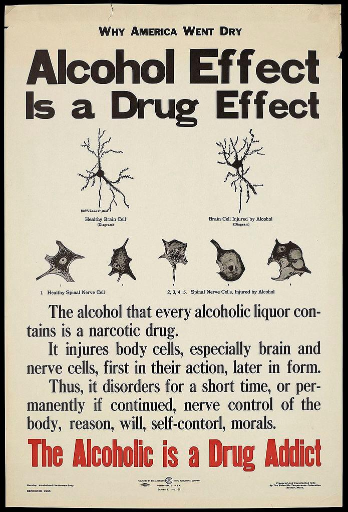 Alcoholism Facts - #UD 4
