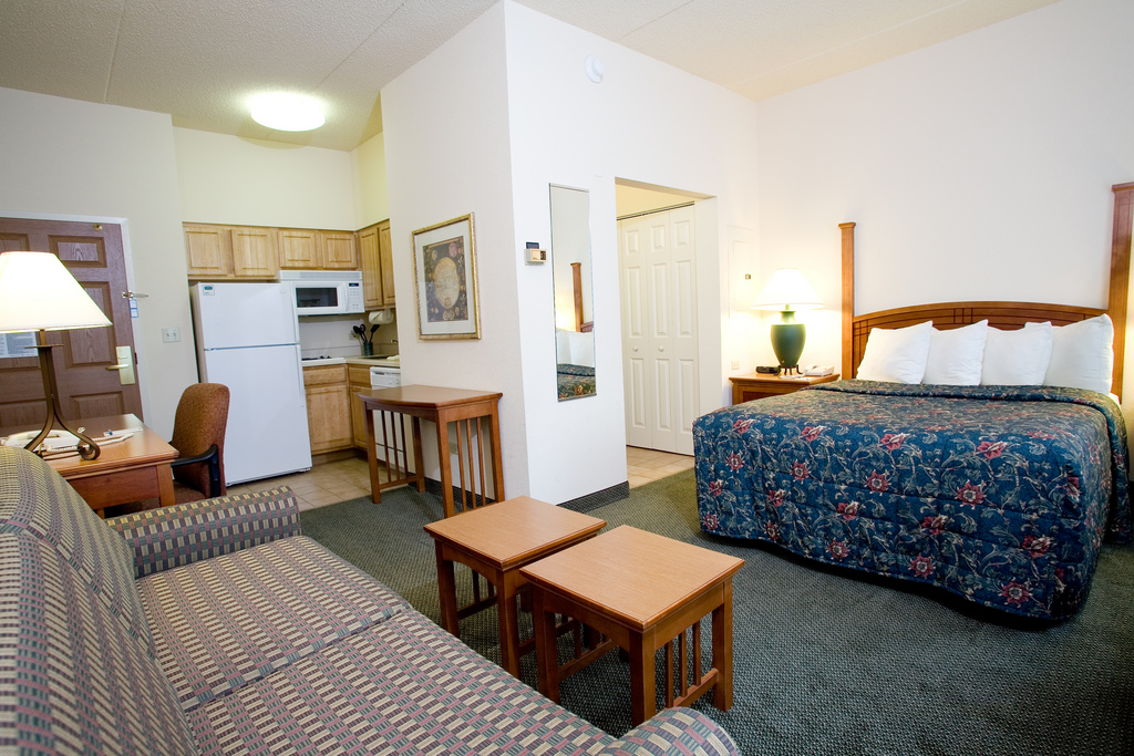 Benefits of Extended Stay Hotels - #UD 1