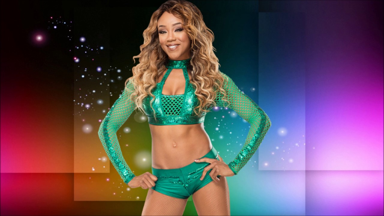 Top 10 Most Beautiful WWE Divas of 2017 - #UD 11