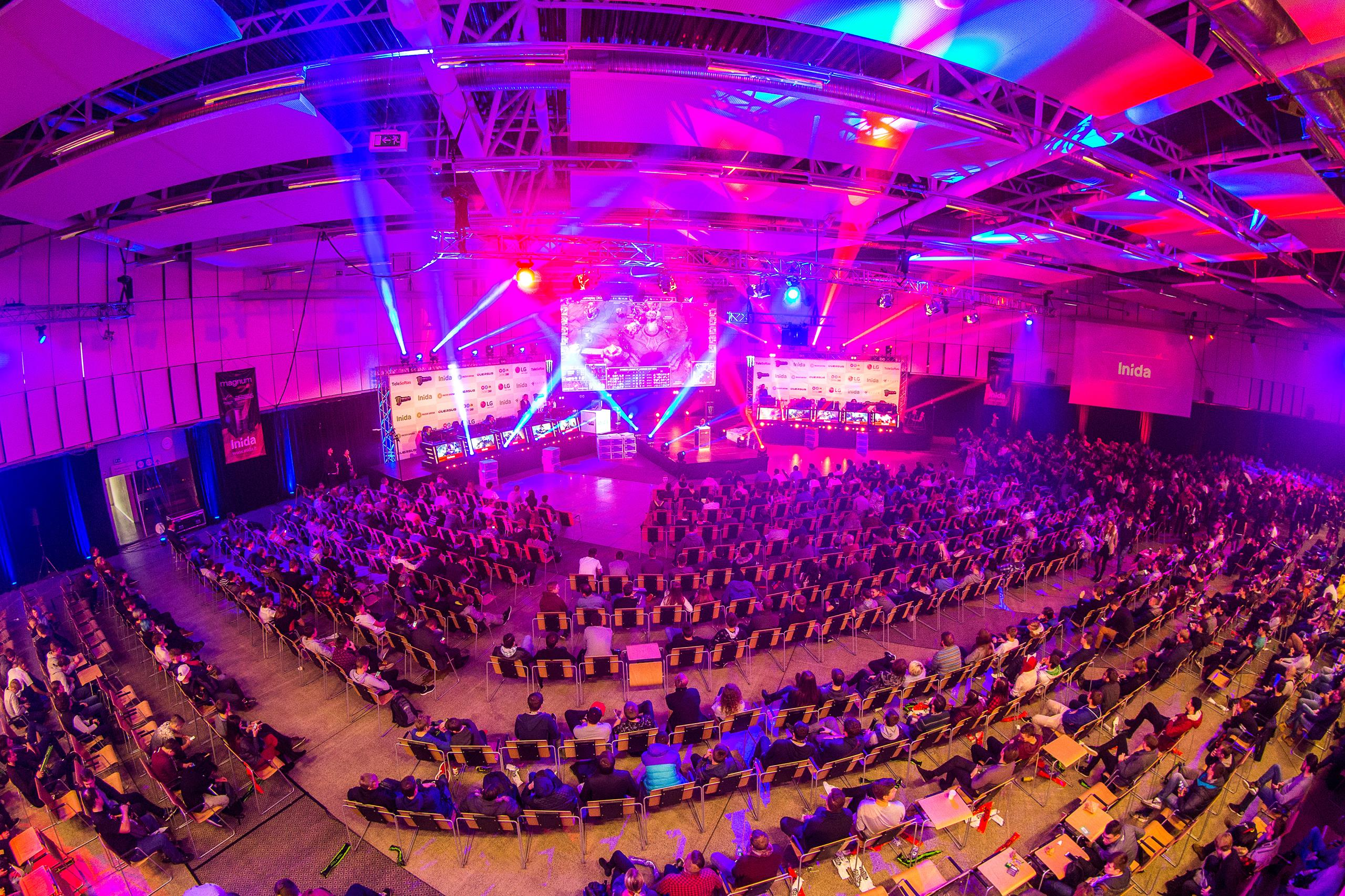 Registration for GameOn eSports Tournaments are Now Open! - #UD 2