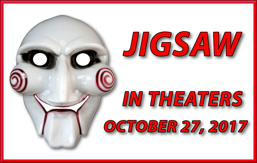 "Saw Franchise Coming Back To Theaters This Fall With ""Jigsaw"" - #UD 1"