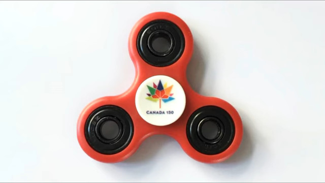 Fidget Widgets Releases New Custom Fidget Spinners Creator - #GTUSA 2