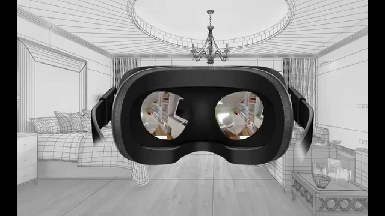 VR Goggle Technology Takes Potential Real Estate Buyers to the Virtual-Reality World - #UD 2