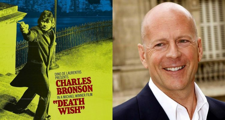Bruce Willis Fills Charles Bronson's Shoes in New Death Wish Remake - #UD 1