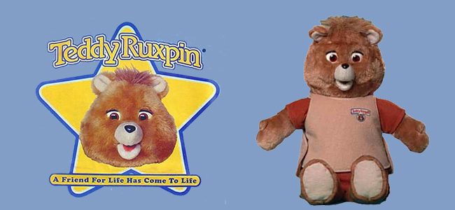 Did You Think Teddy Ruxpin Was Creepy As A Child? - #UD 3