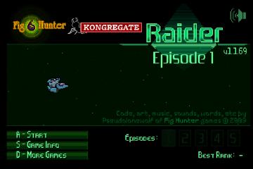 Raider: Episode 1 Kongregate - #UD 1