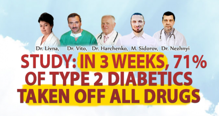 How 43,542 Type 2 Diabetics Gained Control of Their Blood Sugar - #UD 1