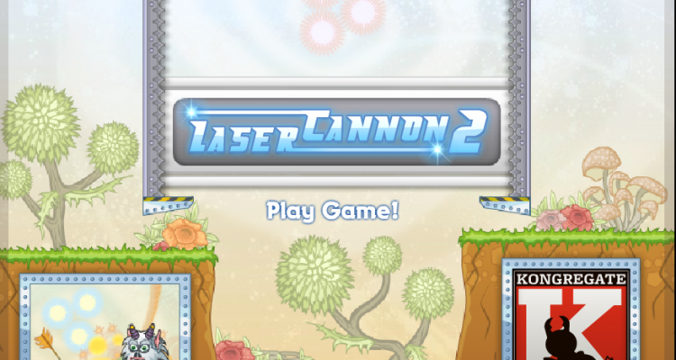 Laser Cannon 2 | Play Free Here! - #UD 1
