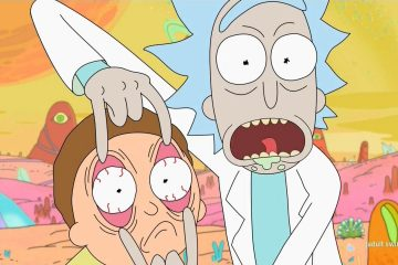 Adult Swim Kills Rick and Morty Live Stream - #UD 1