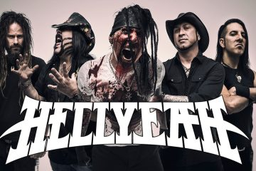 Top 5 HELLYEAH Music Videos - #UD 1