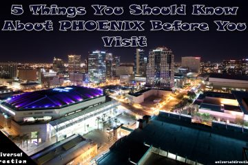 5 Things You Should Know About Phoenix Before You Visit - #UD 1