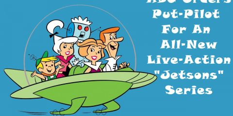 Jetsons Coming Back with Live-Action Pilot & Animated Movie - #UD 1