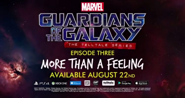 Guardians: Episode Three | More Than A Feeling - #UD 1