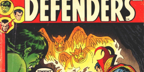 The (Original) Defenders Origin Story | Comic #1 - #UD 1