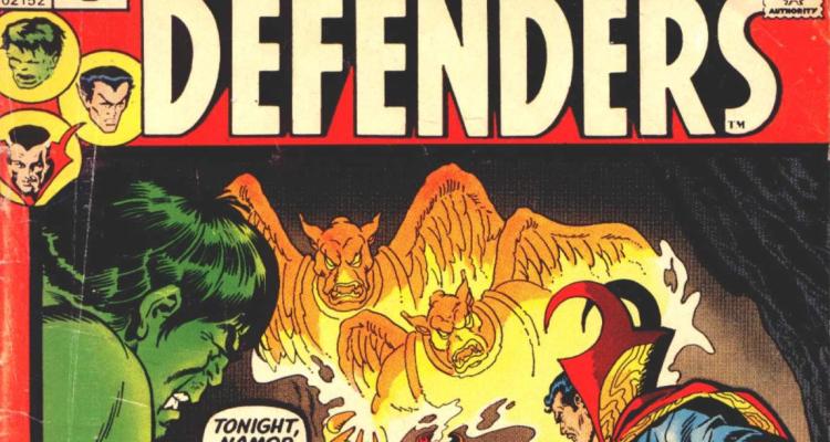 The (Original) Defenders Origin Story | Comic #1 - #UD 1