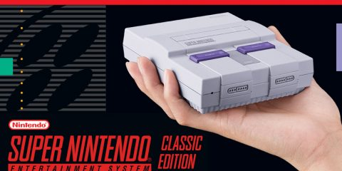 Super NES Classic Sells Out Overnight - #UD 1