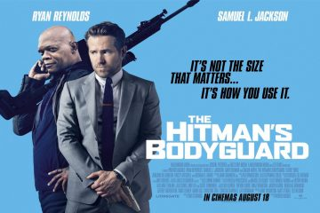 The Hitman's Bodyguard Review - UD 1