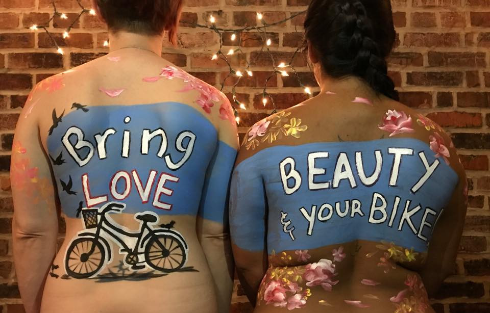 The Philly Naked Bike Ride Is Back In 2017 - #UD 1