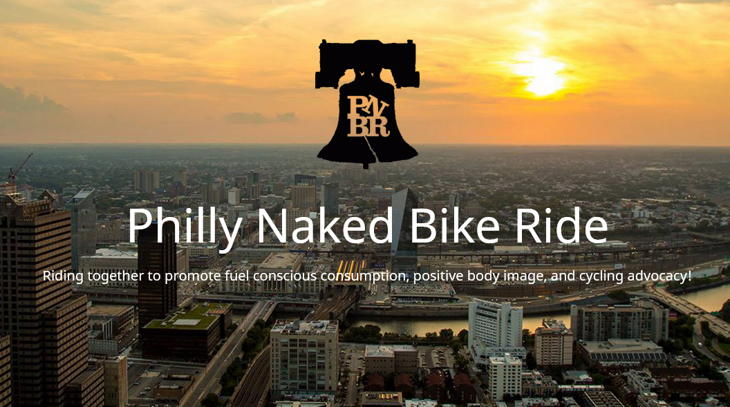 The Philly Naked Bike Ride Is Back In 2017 - #UD 2