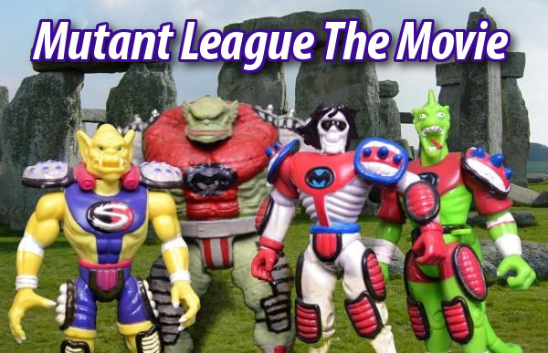 Mutant League The Movie | Full VHS Home Video Rip - #UD 1