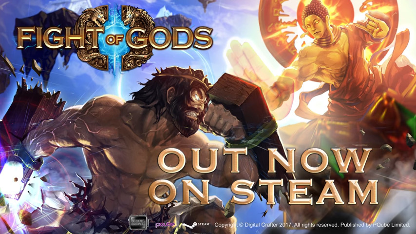 Fight of Gods | Steam Early Access Review - #UD 1