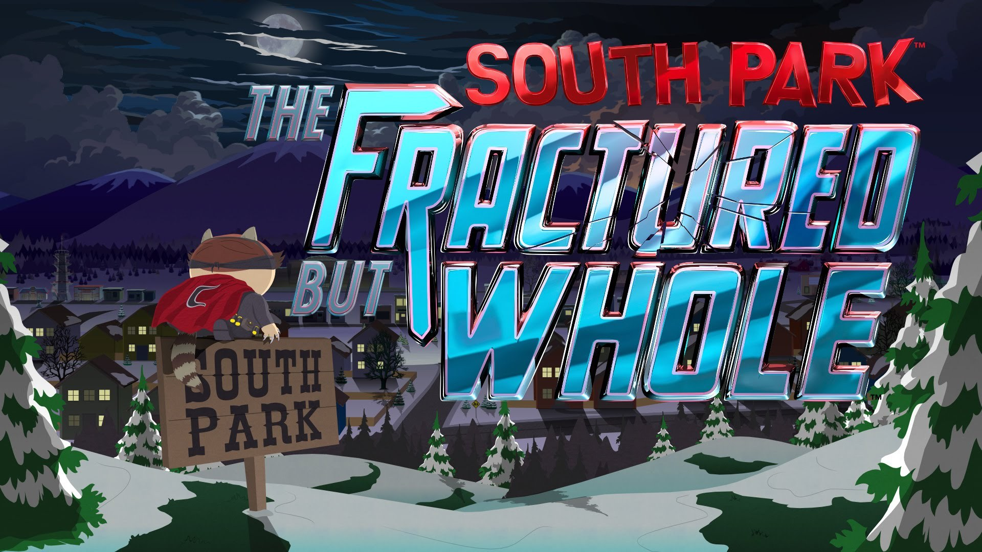 South Park: The Fractured But Whole Coming Soon - #UD 1