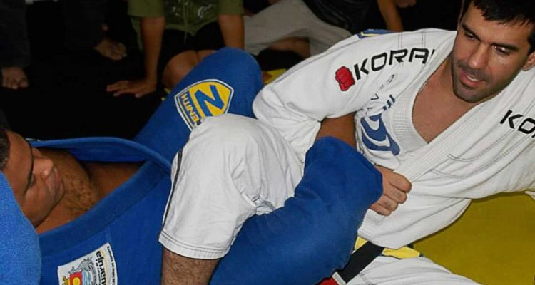 Former Pro Fighter Roli Delgado Now Training Jiu Jitsu Fighters - #UD 1