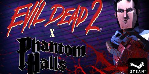 Phantom Halls Gets Massive Evil Dead 2 Free Update - #UD 1