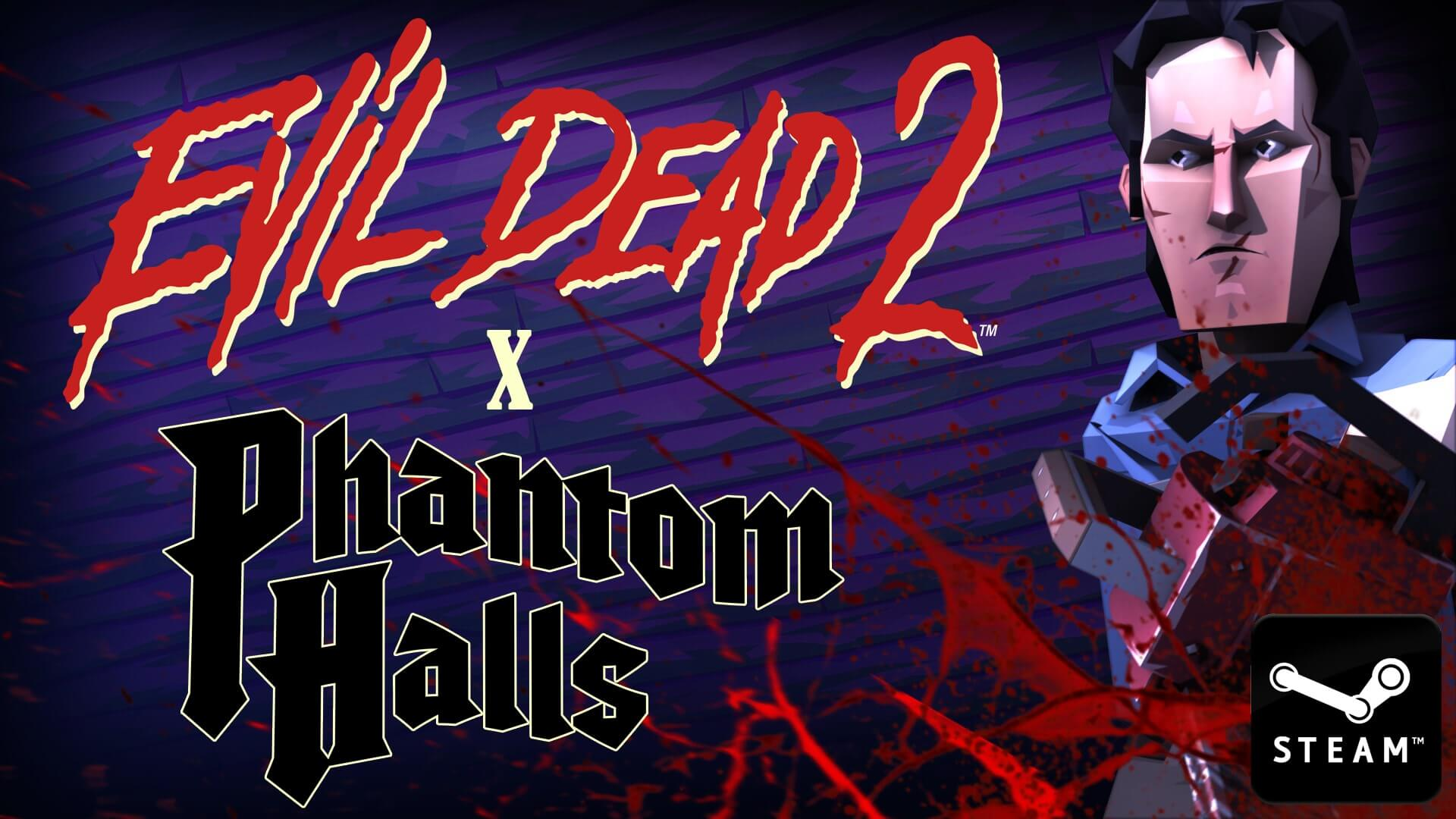 Phantom Halls Gets Massive Evil Dead 2 Free Update - #UD 1