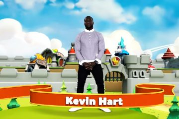 Kevin Hart Storms the Gates in New Mobile Game Gold Ambush - #UD 1