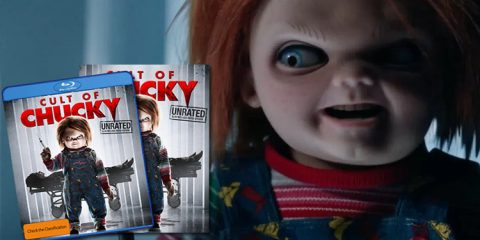 Cult of Chucky Coming to Netflix Soon - #UD 1