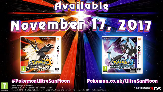 New Details on Pokémon Ultra Sun & Ultra Moon - #UD 2