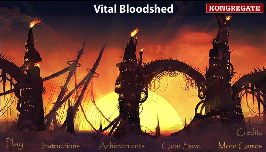 Vital Bloodshed | Play Free Here! - #UD 1