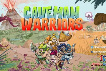 Caveman Warriors Prehistoric Platformer Review - #UD 1