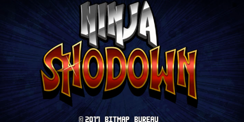 Ninja Shodown - Ultimate Battle for the Jade Katana - #UD 1