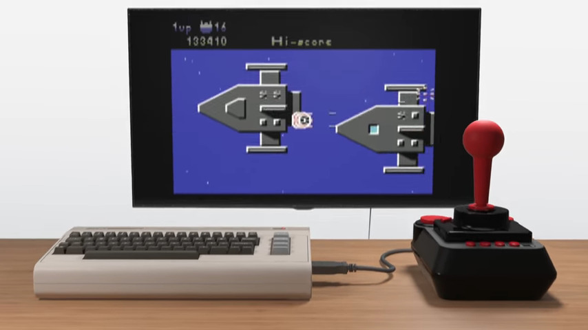 THEC64® Mini Coming In Early 2018 - #UD 3
