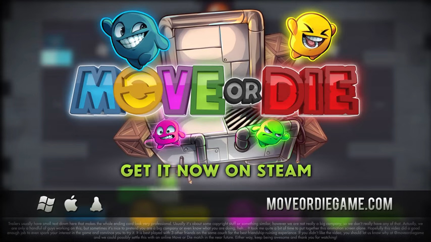 Move or Die Gets Rick and Morty Character Cameos Update - #UD 1