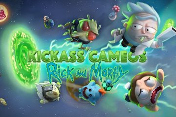 Move or Die Gets Rick and Morty Character Cameos Update - #UD 2
