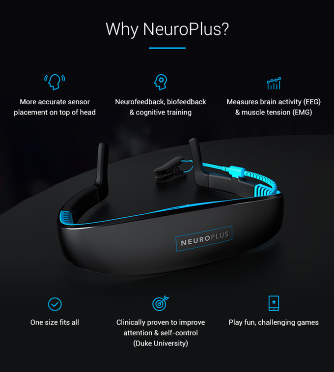 NeuroPlus: Brain-Controlled Video Games - #UD 2
