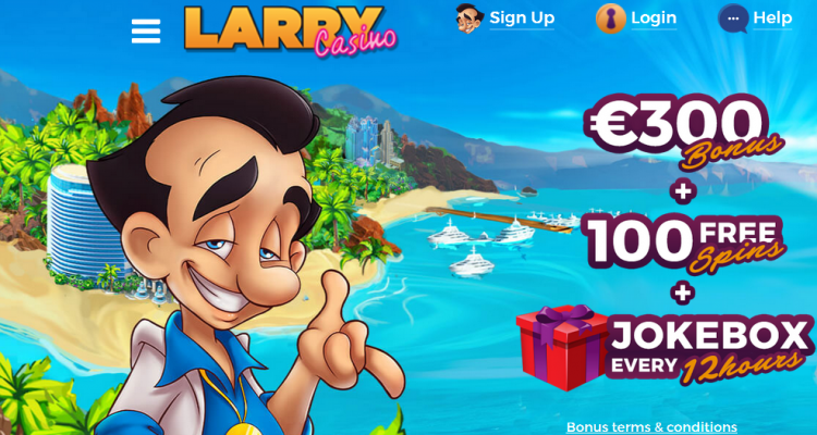 Leisure Suit Larry Makes The Leap From PC To Online Gaming - #UD 1