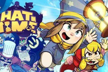 A Hat In Time Available Now On Windows PC & Mac - #UD 1