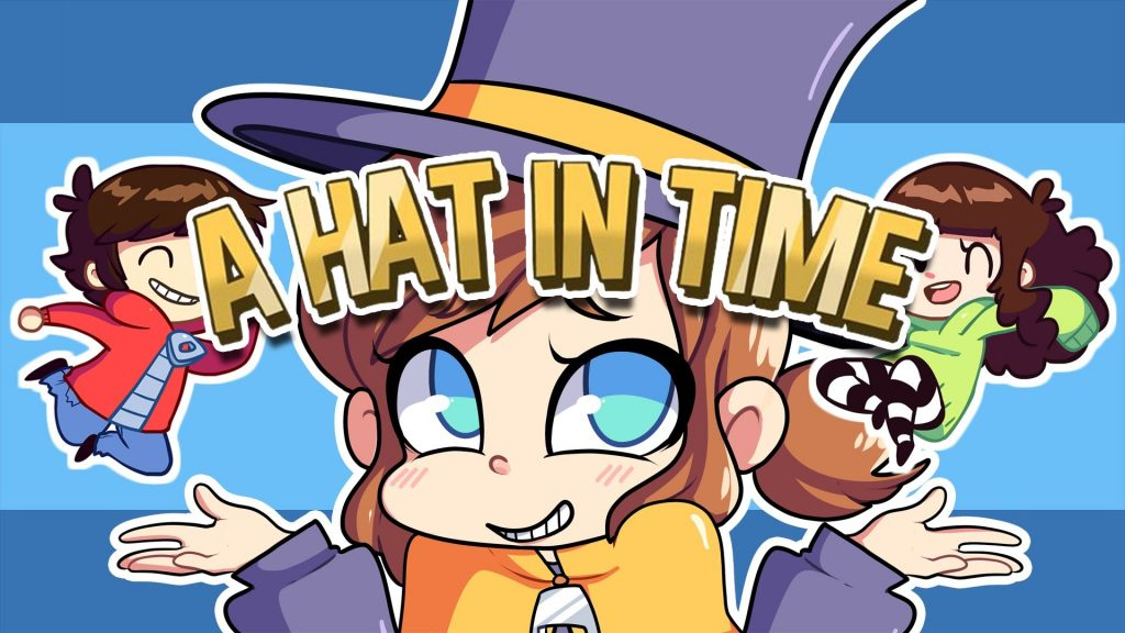 A Hat In Time Available Now On Windows PC & Mac - #UD 2