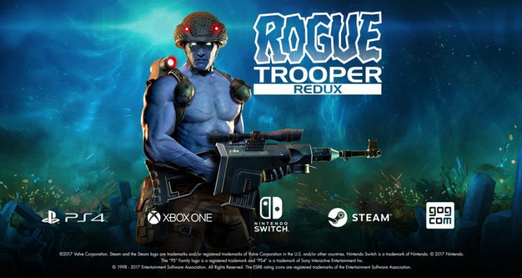 Experience Acclaimed Combat in Rogue Trooper Redux - #UD 1