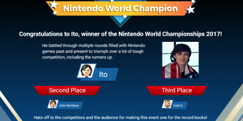 The Nintendo World Championships 2017 Winner has been Crowned! - #UD 1.