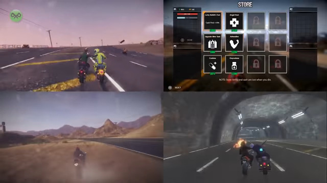 Road Redemption Review   The Road Rash Alternative - #UD 2
