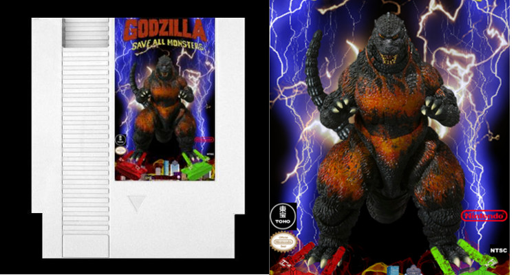 Godzilla: Save All Monsters | NES Retro Romhack - #UD 3
