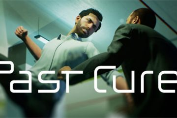 Action Stealth Thriller 'Past Cure' Coming Soon - #UD 1
