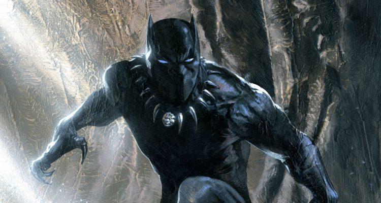 Marvel's Black Panther Details & 1st Trailer - #UD 1