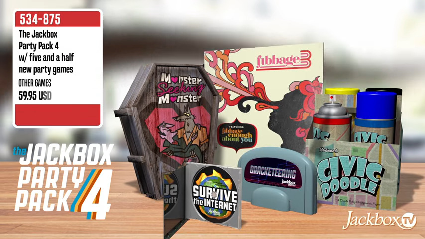 Jackbox Party Pack 4 Out Now On PS4 - #UD 1